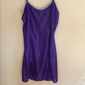 The Lingerie Collection Slip On Dress